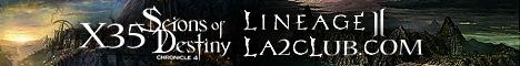 LA2Club C4 x35 Banner
